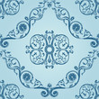 Seamless vintage pattern texture. Wallpaper background