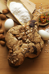 Ingredienti colomba pasquale