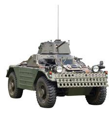 Daimler Ferret Scout Armoured Car