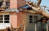 Tuscaloosa Tornado Damaged Building
