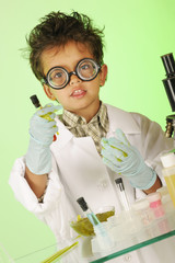 Tiny Mad Scientist