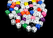 lots of dice