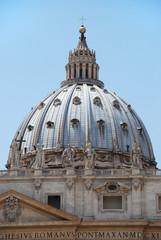 Cattedrale di San Pietro. Il Cupolone.