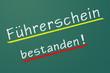 Führerschein  #110603-004