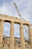 Parthenon Restoration poster