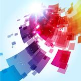 Fototapeta kolor - kolorowy - Tła
