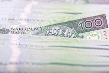 100 zloty pln Polish currency