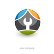 logo, logo entreprise, bricolage