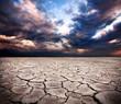 Leinwandbild Motiv drought earth