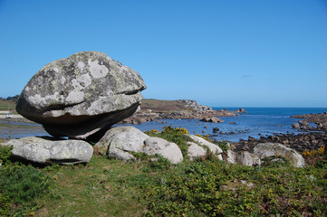scilly isles coastline