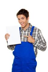 Handyman - plumbing - construction workers
