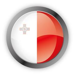 Button Europa - Malta
