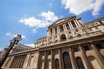 Bank of England Architecture, London UK