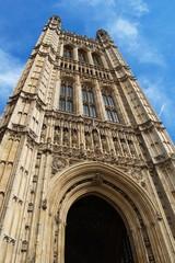 Londra, la torre del parlamento