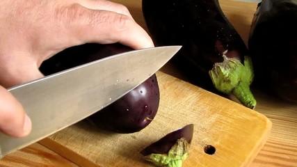 Баклажаны. Кавказская кухня