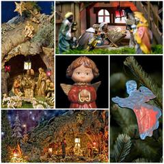 Weihnachten Collage