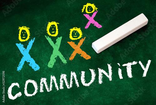 Community Konzept