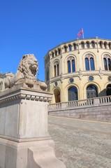 Oslo (Norway) - Parliament