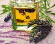 Lavendel, Massageöl