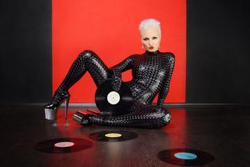 DJ Catwoman