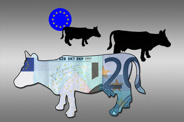 Euro Cash Cow Metal