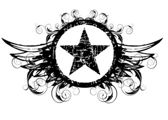 Flügel Stern Logo