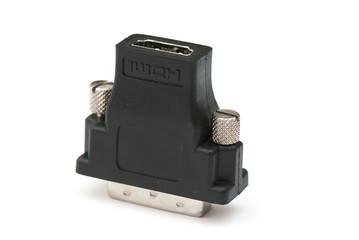 adapter hdmi  dvi