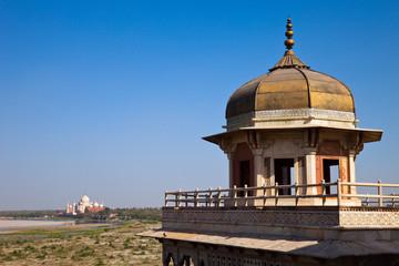 Musamman Burj in Agra Fort
