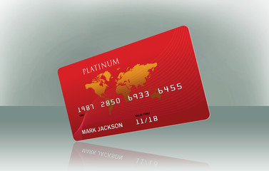 Carte Bancaire Red