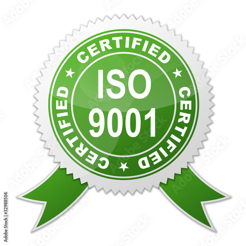 Sello ISO 9001 CERTIFIED