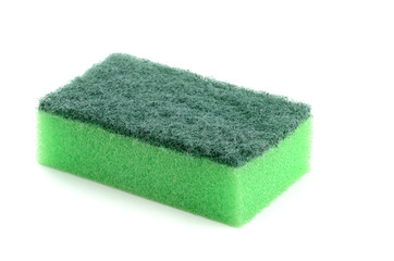 sponge to wash dirty dishese