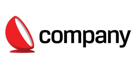 Luxury design furniture logo