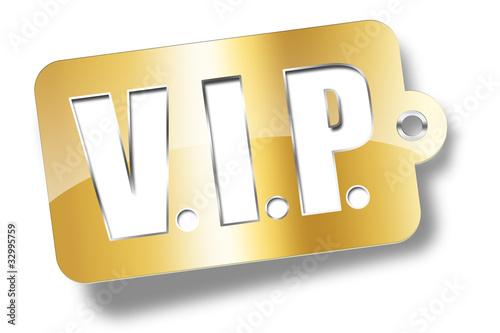 V.I.P. gold