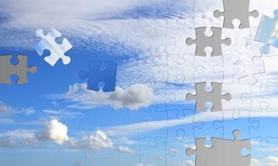 Il cielo in un puzzle