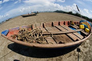 Fisherman 0n the beach.