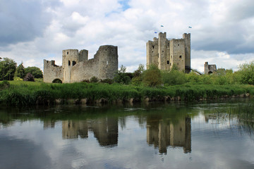 Trim Castle Reflection