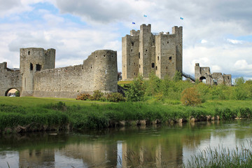 Trim Castle Reflection 2
