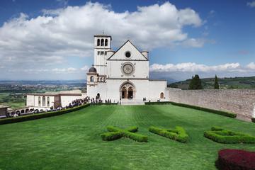 Basilica di San Francesco d'Assisi - Assisi