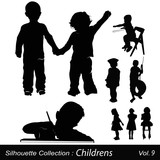 Children and Childhood poster