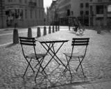 Fototapety zwei Stühle