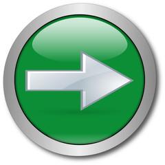 Grüner Button mit Pfeil nach rechts