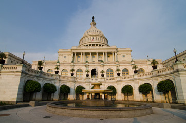 Capitol Building - Washington DC USA