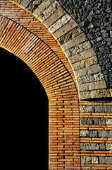 Pompei - scavi - arco - volta