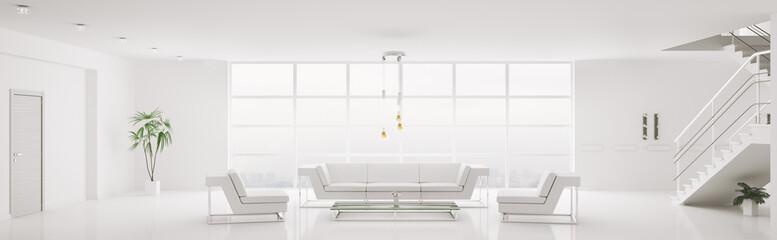 Weiss interior panorama 3d render