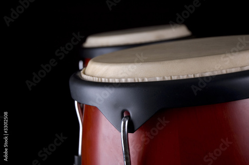 Leinwanddruck Bild Percussion instrument
