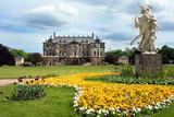 Fototapety Palais Großer Garten Dresden