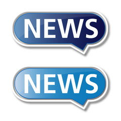 News Vector Speechbubbles