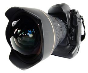 Professional digital camera