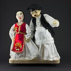 Dolls Sosa and Lala from Banat