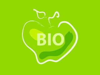 Green Bio Apple